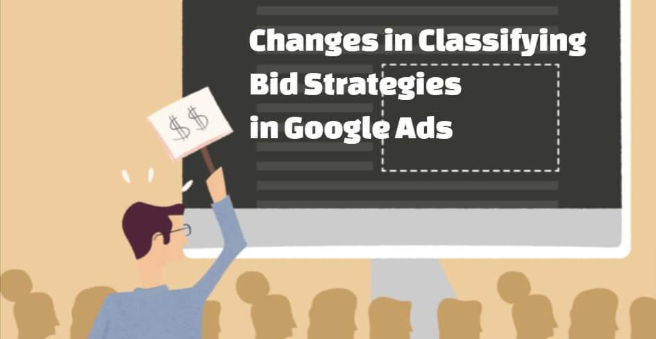 Changes in Classifying Bid Strategies
