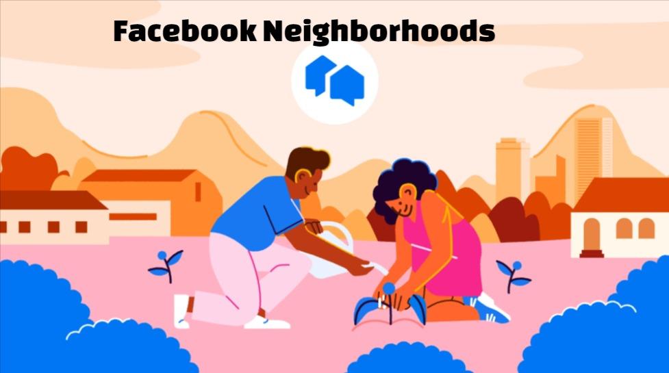 Facebook Neighborhood Recommendations