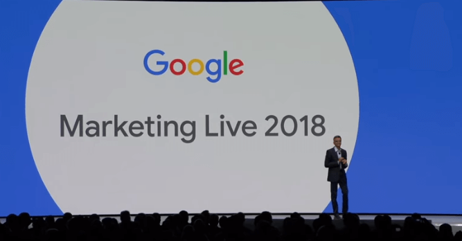 Google Marketing Live updates