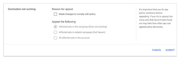 Google-ads-Policy-manager
