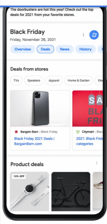 Deal Pages in Google Search Result  To Boost Up Your Sales