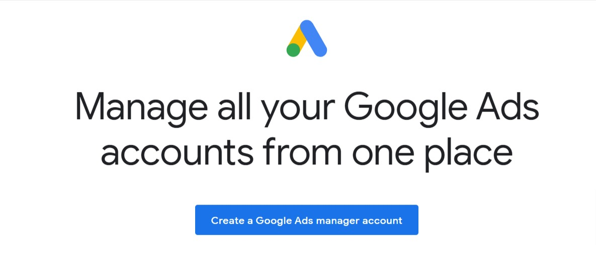 Manage all your google ads accounts from one place