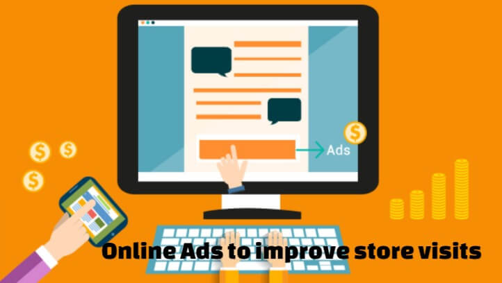Online Ads increases Store Visits