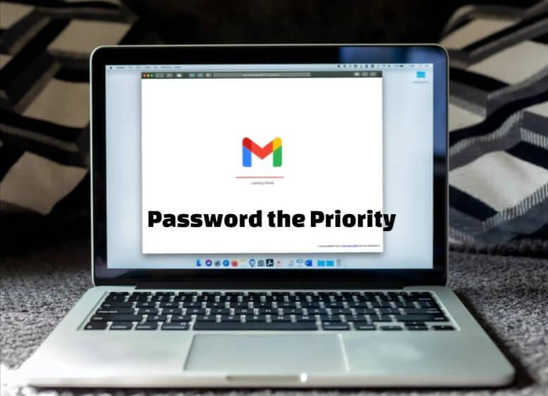 Google Account Password