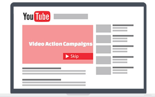 Youtube Video Action Campaigns