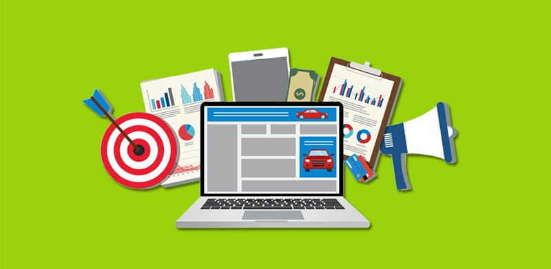 Digital Promotion a Part in the Marketing Funnel of Indian Auto and Retail Industries