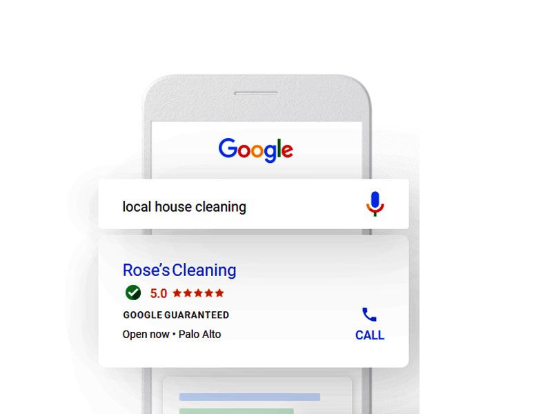 Google Guarantee Badge for Local Service Ads